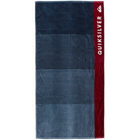 Quiksilver Freshness Towel brick red